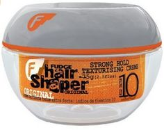 Buy brand new Fudge Hair Shaper Strong Hold Texturising Creme 75g @ £8.99