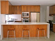 Simple & modern by Shelter #greatdesign #shelterarchitecture #interiordesign #architecture #residentialdesign #moderndesign #minnneapolisarchitect   #kitchendesign #greatstorage #walnutcabinets #cambria #cambriacountertops