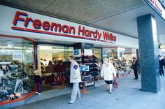 15 other shops that have disappeared from our high streets - Wales Online