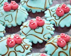 """Cupcakes """"Chá de Bebe"""""""