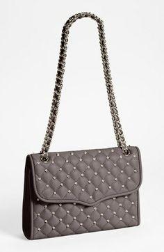 Rebecca Minkoff 'Affair' Leather Shoulder Bag available at #Nordstrom