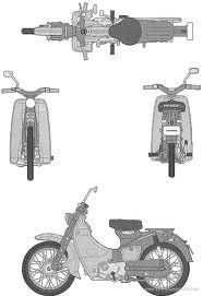 The Honda Super Cub is the bestselling motor vehicle in history? (27 ...