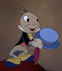 Jiminy Cricket from Pinocchio Pinocchio Pinterest Jiminy