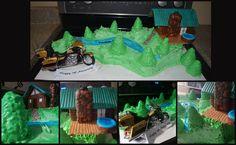 nc mountain cake