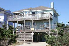 Carolina On My Mind: 5 Bedroom, 3 Bath - Hot Tub - Oceanview- Avon NC