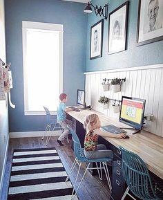 Little kids study room / play room