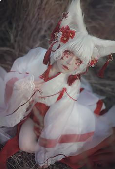 Cosplay Makeup, Cosplay Costumes, Cosplay Outfits, Kawaii Makeup, Cute Makeup, Character Inspiration, Character Design, Foto Real, Fantasy Photography
