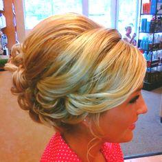 Wedding Hair (: