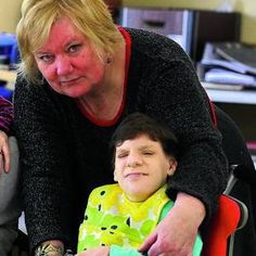 A HEARTBROKEN family has been forced to place their severely disabled adult daughter in residential care because of cutbacks to her special education transport scheme.