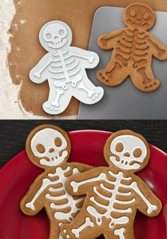 Gingerbread Man Cookie Cutter@taxidermyworms