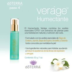 Verage humectante