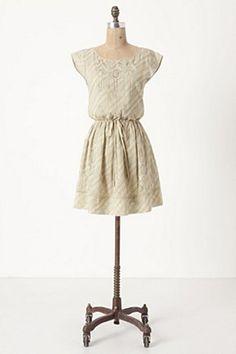 1920s tennis dress which jordan was forced to wear