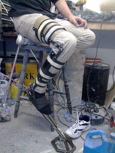 #digilegs reverse stilts