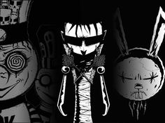 Johnny The Homicidal Maniac is one of my fave. comics!