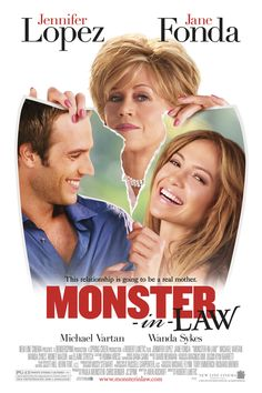 Watch Monster-in-Law (2005) Full Movie Online Free