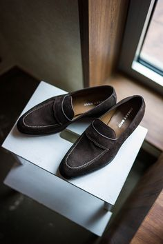 bntailor: Zonkey Boot ZB040 Penny Loafer MTO Shoes at B&TAILOR