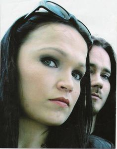 Voice and compositions, two great musicians, the sound of Nightwish, Tarja Turunen and Tuomas Holopainen!