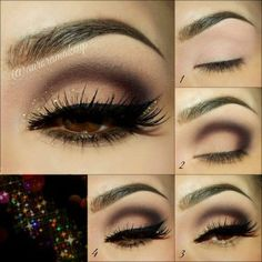 15 Shimmering Makeup Looks For New Year's Eve - Fashion Diva Design
