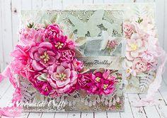 A Mermaids Crafts: DL.ART Thankful Thursday #200 - Flowers