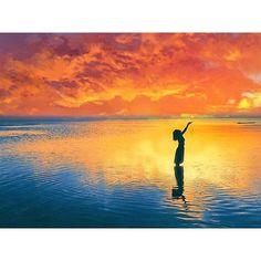 【maholo_100】さんのInstagramをピンしています。 《#island #sunset #japan #sky #oki #shimane  わたしと、隠岐と、夕日と。  #iphone6 #地元 #隠岐の島 #travel #friend #島根 #love #home #happy #days #タビジョ #カメラ女子 #海 #日本 #旅 #空 #旅行 #景色 #青 #写真撮ってる人と繋がりたい #写真好きな人と繋がりたい #ファインダー越しの私の世界 #夕日 #ふるさと》