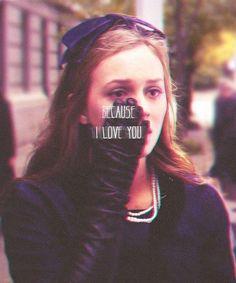 GG 👑 #Blair xoxo 💋
