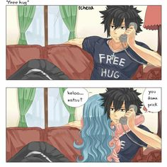 lol dat is wat i would do to juvia