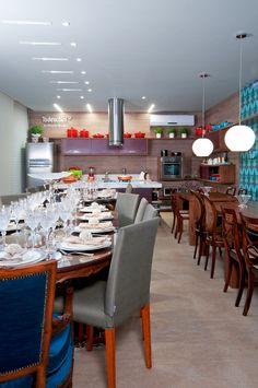 Espaço do Chef - Casa Cor Goiás 2011