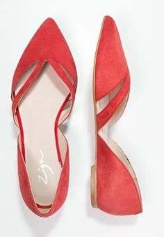 d77dd0e20a37f9 Zign Klassische Ballerina - red - Zalando.de Klassisch