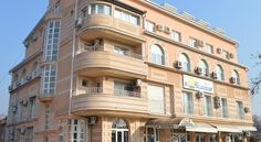 VIP Hotel Skopje Located in the centre of Skopje only 100 metres from the Skopje Fair and 500 metres from the International Bus Station, VIP Hotel well-appointed rooms with free wireless internet access.  The rooms also have refrigerators and air condition.