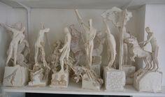 12 travaux Hercule dans atelier