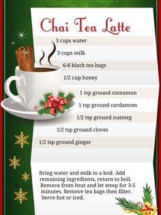 Chai Tea Latte recipe (DIY Starbucks copycat)