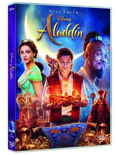 Win 1 of 3 copies of Disney's Aladdin DVD Aladdin Film, Disney Aladdin, Naomi Scott, Colin Farrell, Will Smith, Guy Ritchie, Donald Glover, Dolby Digital, Tom Clancy