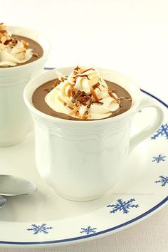 Beverages on Pinterest | Hot Chocolate, Hot Cocoa Mixes ...
