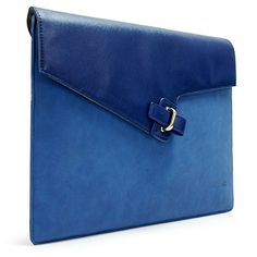 "Sinoguo Blue PU Leather Case Sleeve Pouch Protector Holder Carrying Bag with Cotton Fabric Lining for 11"" Macbook Air and Most Popular 11-11.6"" Laptop / Notebook / Ultrabook Sinoguo http://www.amazon.com/dp/B00RWZ5GMI/ref=cm_sw_r_pi_dp_xpAZvb1VHJ6HC"