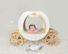 Wheelbarrow Photography Prop Newborn Photo Prop by MrAndMrsAndCo