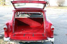 1956 pontiac wagon for sale | 1956 Pontiac Safari Wagon - Significant Cars, Inc.