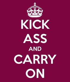 Kick Ass!