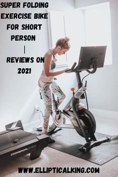 Do you have problems with transporting your exercise euipped? The best folding exercise bike can be used not only short person but also overall. Folding Exercise Bike, Best Exercise Bike, Exercise Bike Reviews, Diy Makeup Organizer, Pelaton Bike, Postpartum Workout Plan, Bike Room, Gym Room, Home Design