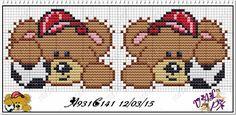 Cross Stitch Baby, Cross Stitch Charts, Cross Stitch Patterns, Stitch Doll, Embroidery Techniques, Cross Stitching, Beading Patterns, Bowser, Diy And Crafts