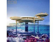Das erste Unterwasser- #Hotel in #Dubai  http://www.dreitausendpromonat.de
