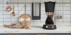 This Vacuum-Powered Coffee Maker Does Cold Brew In Minutes, Not Hours