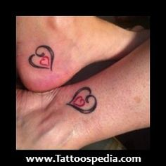 Unique Mother Daughter Tattoos | ... %20Mother%20Daughter%20Tattoos%201 Simple Mother Daughter Tattoos