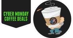 Save big on Cyber Monday with these special coffee deals! http://www.coffeenate.com/coffee-deals-for-black-friday-cyber-monday-and-beyond/