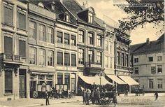 Vrijthof (hoek Helmstraat)