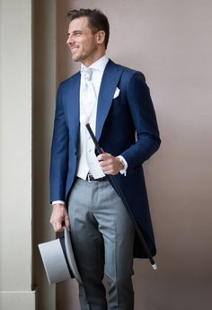 Blue Morning Suit                                                                                                                                                                                 More