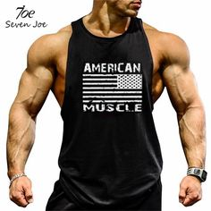 Item Type  Tops Tops Type  Tank Tops Gender  Men Collar  O-Neck Style   Casual Brand Name  Seven Joe Fabric Type  Broadcloth Material  Cotton  Pattern Type  ... 9a366157e32