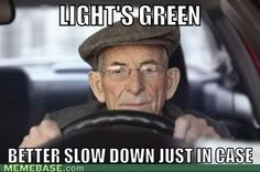 this made me laugh out loud. even with a love of old people, its funny when you think about it. I Smile, Make Me Smile, Old Folks, Road Rage, Laugh Out Loud, The Funny, Just In Case, I Laughed, Haha