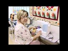 Patchwork Ana Cosentino - Centro de Mesa de Quadrados