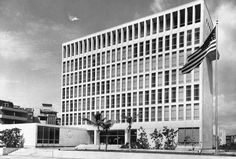 Embassy of the United States of America in Havana, Havana, Cuba - Harrison & Abramovitz