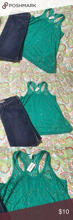 🖤New cute summer top🖤 Size small.  Brand new Aeropostale Tops Tank Tops